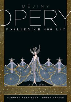 Obalka Dějiny opery