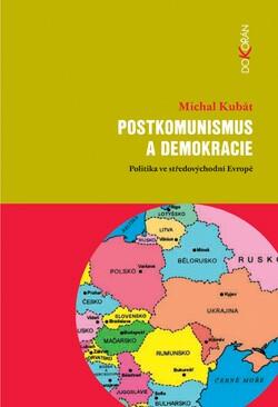 Obalka Postkomunismus a demokracie.