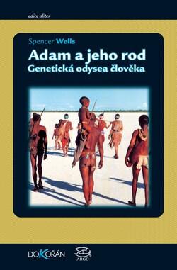 Obalka Adam a jeho rod.