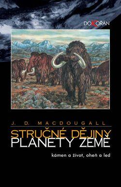 Obalka Stručné dějiny planety Země