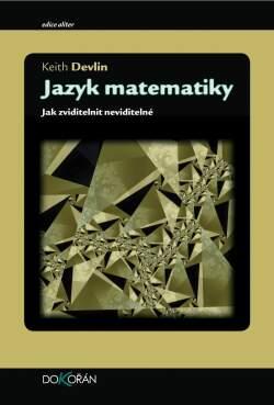 Obalka Jazyk matematiky. 2. vydání