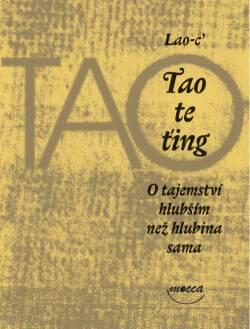Obalka Tao te ťing