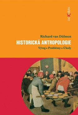 Obalka Historická antropologie