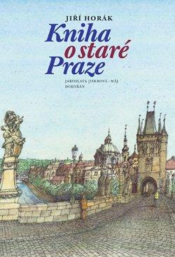 Obalka Kniha o staré Praze. Elektronické vydání