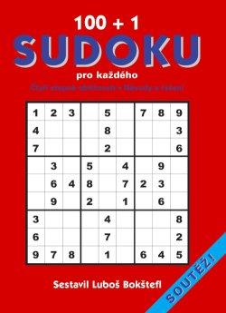 Obalka 100 + 1 Sudoku pro každého