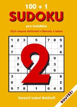 Obalka 100 + 1 Sudoku pro každého 2