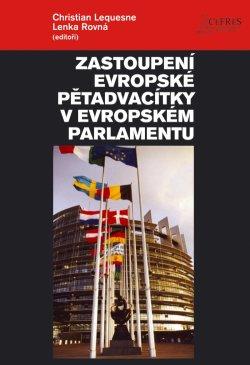 Obalka Zastoupení evropské pětadvacítky v Evropském parlamentu