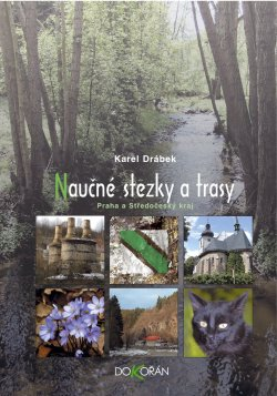 Obalka Naučné stezky a trasy. Praha a Středočeský kraj
