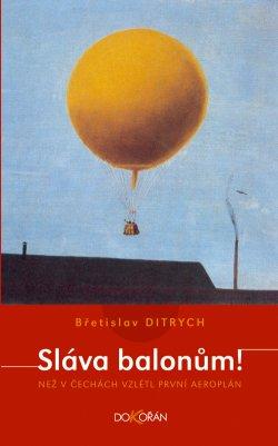 Obalka Sláva balonům!