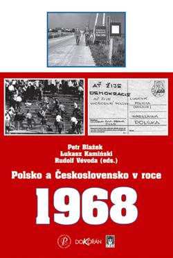 Obalka Polsko a Československo v roce 1968