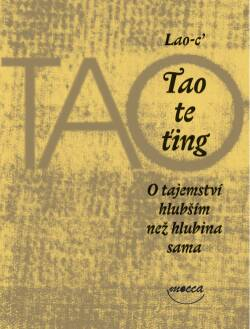 Obalka Tao te ťing, 2. vydání