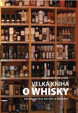 Obalka Velká kniha o whisky