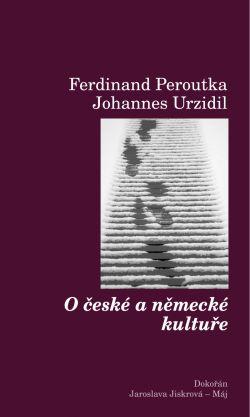 Obalka O české a německé kultuře