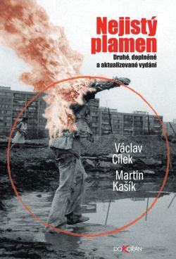 Obalka Nejistý plamen (2.vydání)