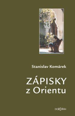 Obalka Zápisky z Orientu. Elektronické vydání