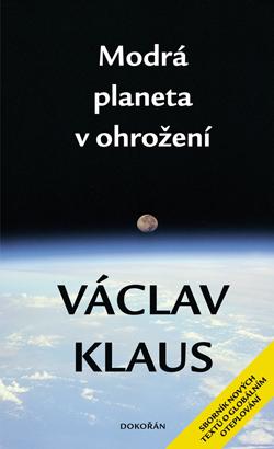 Obalka Modrá planeta v ohrožení