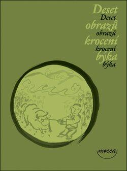 Obalka Deset obrazů krocení býka. 2. vydání