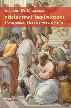 Obalka Příběhy starší řecké filozofie