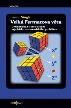 Obalka Velká Fermatova věta, 3. vydání