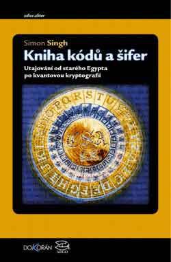 Obalka Kniha kódů a šifer, 1. vydání
