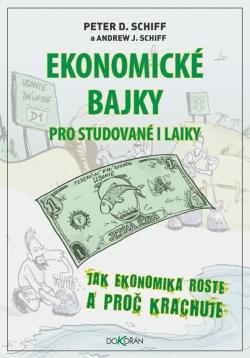 Obalka Ekonomické bajky pro studované i  laiky