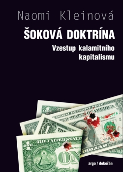 Obalka Šoková doktrína - bazar