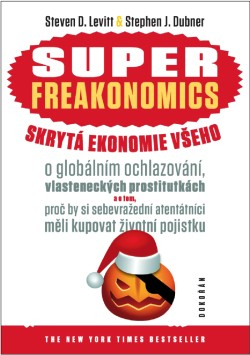 Obalka SUPERFREAKONOMICS