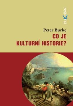 Obalka Co je kulturní historie?