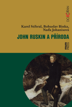 Obalka John Ruskin a příroda