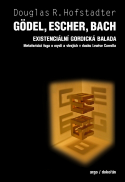 Obalka Gödel, Escher, Bach
