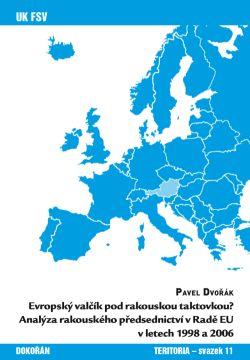 Obalka Evropský valčík pod rakouskou taktovkou?