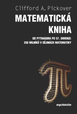 Obalka Matematická kniha