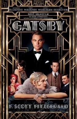 Obalka Velký Gatsby. 2. vydání