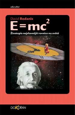 Obalka E=mc<sup>2</sup>