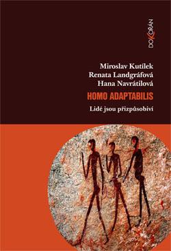 Obalka Homo adaptabilis