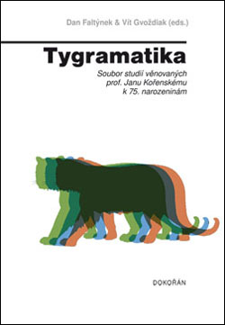 Obalka Tygramatika