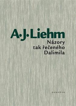 Obalka Názory tak řečeného Dalimila. Elektronické vydání