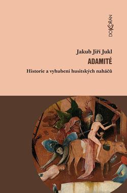 Obalka Adamité. Elektronické vydání