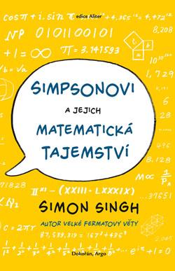 Obalka Simpsonovi a jejich matematick� tajemstv�