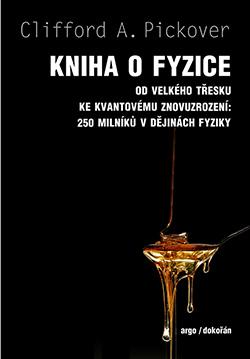 Obalka Kniha o fyzice