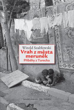 Obalka Vrah z města meruněk. Elektronické vydání