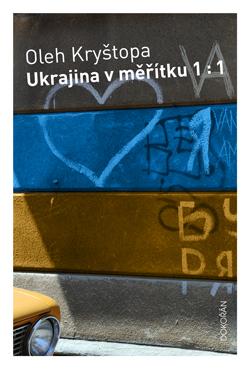 Obalka Ukrajina v měřítku 1 : 1