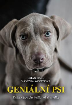 Obalka Geniální psi. Elektronické vydání