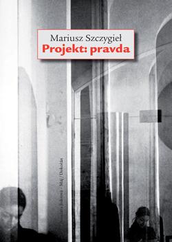 Obalka Projekt: pravda. Elektronické vydání