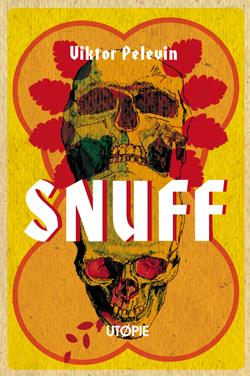 Obalka SNUFF. Elektronické vydání