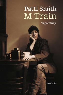 Obalka M Train. Elektronické vydání