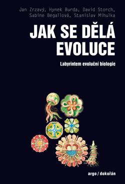 Obalka Jak se dělá evoluce. Elektronické vydání