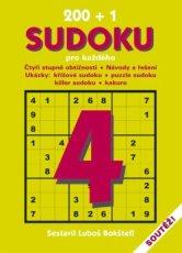 200 + 1 Sudoku pro každého 4